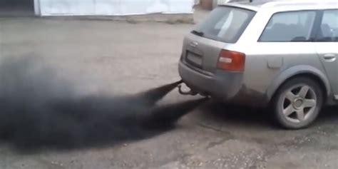 volkswagen diesel smoke coal rolling ein politisches zeichen setzen salamipizza