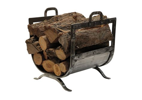 modern contemporary log holders chesney s