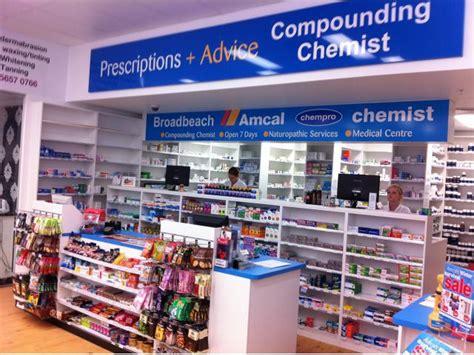 Pharmacy Australia broadbeach amcal compounding chemist broadbeach gold