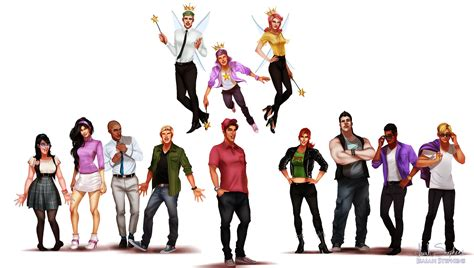 Grown Up all grown up by isaiahstephens on deviantart
