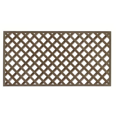 Bunnings Trellis Fencing williams trellis framed diagonal panel 1800x1200x70mm bunnings warehouse