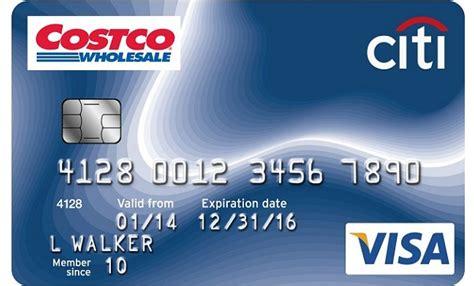 Costco Business Credit Card