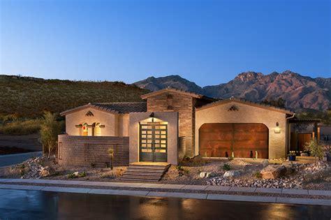 focus on new homes in tucson arizona
