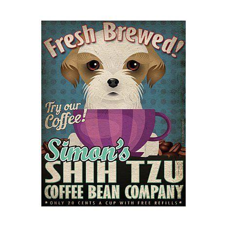 shih tzu decor coffee house breed shih tzu products decor and shih tzu