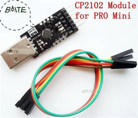 Kabel Usb Port 4 In 1 Terminal 20 usb seriell rs232 uart ttl port chip cp2102 kabel