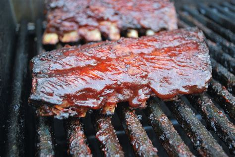 how long to bbq ribs on propane grill