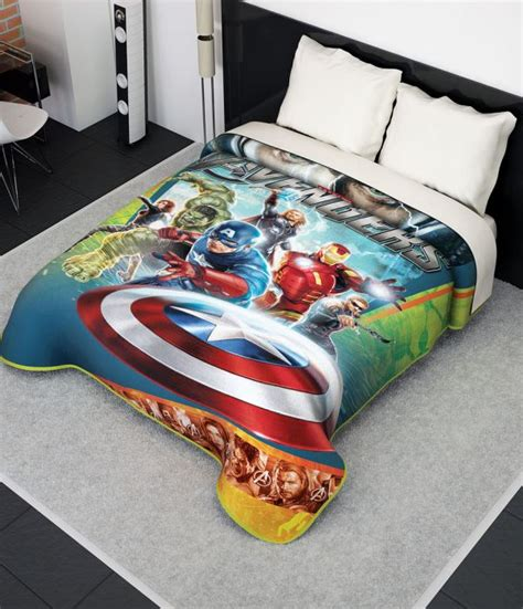 avengers bed boys bedding 28 superheroes inspired sheets