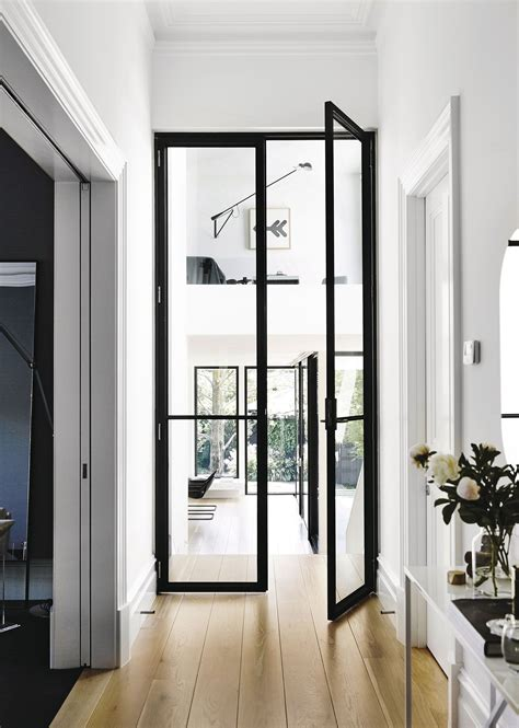 Interior Metal Doors It S Official This Is What The Ultimate Home Looks Like In 2017 Light Walls Entry Ways