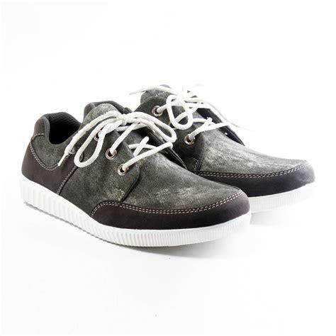 Sepatu Abu Abu sepatu pria sneaker salvo st01 abu abu elevenia