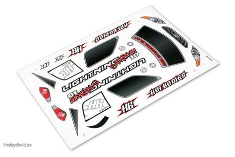 Hpi Racing Aufkleber by Lightning Stadium10 Aufkleber Hpi Racing Hb66707