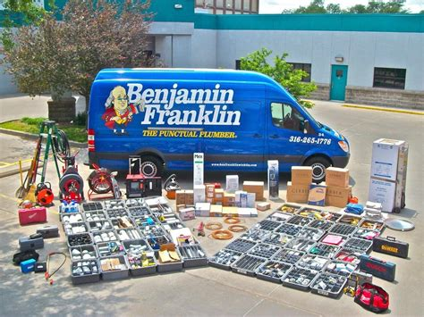 Benjamin Franklin Plumbing   Plumbing   2825 E Kellogg, Wichita, KS   Phone Number   Yelp