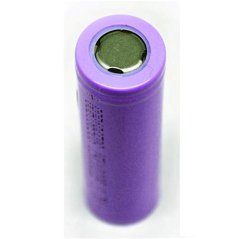 hame baterai 18650 inr 3 7v 2200mah flat top purple jakartanotebook