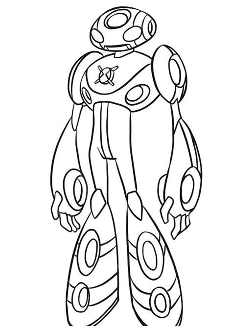 Ben 10 Fast Track Coloring Page Fast Track Ben Ten Coloring Pages Coloring Pages