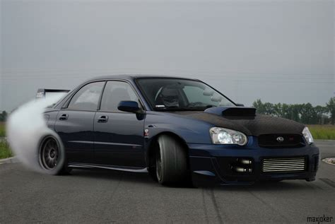 subaru wrx drift car max joker s profile autemo com automotive design studio