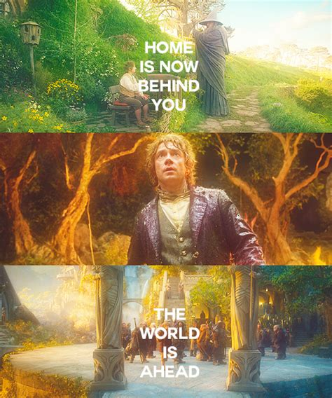 home is the world is ahead