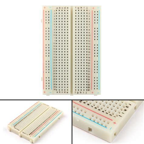 Cnc Breadboard Mini Solderless 400 400p 4x4 matrix 16 keypad keyboard modul 400p breadboard jumper draht m f b3 ebay