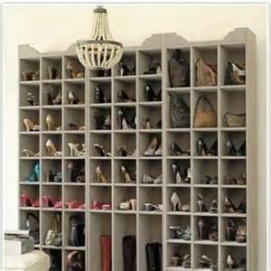 Purse Organizer Closet Ideas - 25 creative shoe storage ideas