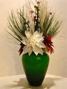 christmas silk floral arrangement 3003 home decor that