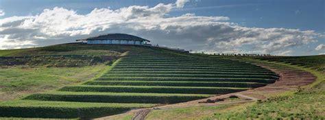 Formal Garden Layout - national arboretum canberra by tonkin zulaikha greer australian design review