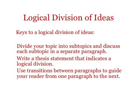 deductive pattern paragraph exles essays introduction and outline