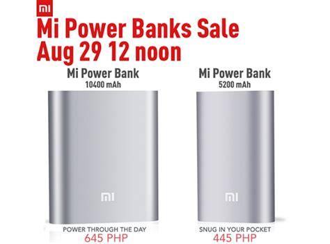 Power Bank Smart Xiaomi 9900mah xiaomi mi power bank mi3 accessories to start selling on august 29 noypigeeks