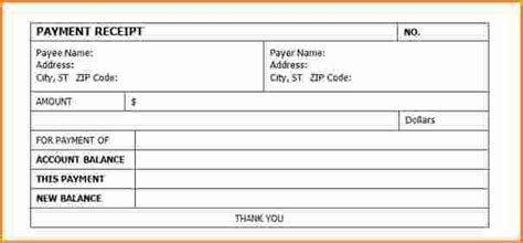 make your own receipt template make your own receipt this is a great deposit receipt