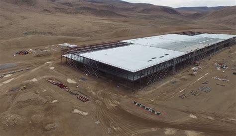 Tesla Battery Manufacturer Tesla S Pilot Gigafactory Battery Production Plant Gets 4k