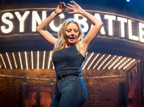 celebrity skin lip sync carol vorderman admits astronaut inspired her to lip sync