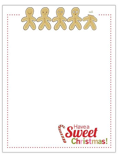 best 25 christmas letter template ideas on pinterest