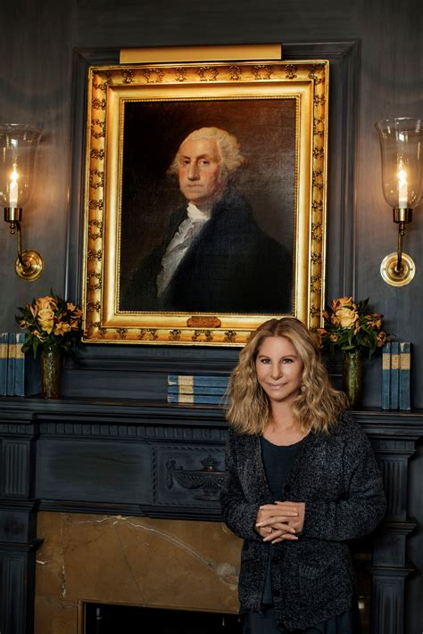 barbra streisand new album walls barbra streisand takes a stand against trump on new song