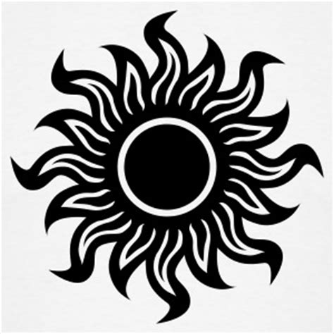 imagenes sol negro camisetas blanco y negro spreadshirt