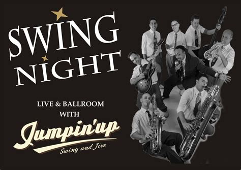 musica swing musica swing night con i jumpin up eco di sicilia