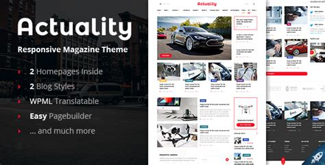 blog theme smartblog nulled actuality blog magazine wordpress theme nulled download