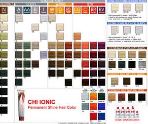 ion color brilliance chart ion ion color brilliance brights semi permanent hair color