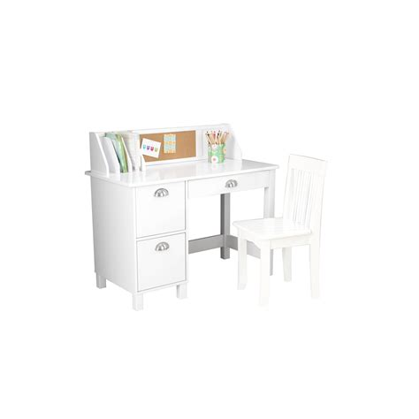 Kid Kraft Desk by Kidkraft Study Desk With Drawers White Ebay