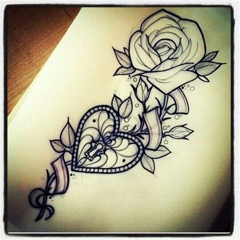 ava rose tattoo locket maybe just maybe cool