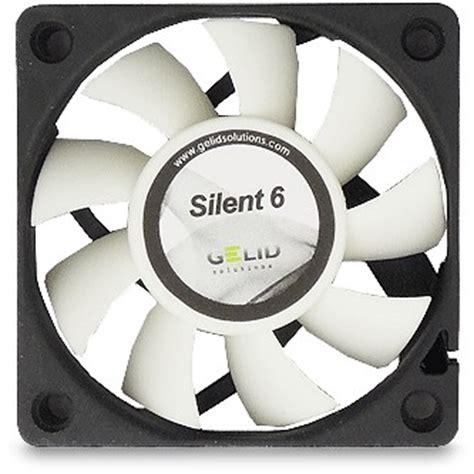 ultra quiet pc fans silent 6 60mm quiet case fan