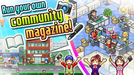 new game kairosoft continues to churn out retro gaming kairosoft makes you the editor in magazine mogul now on