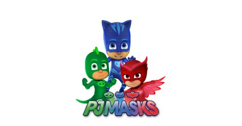 Bubble Guppies Wall Stickers pj masks