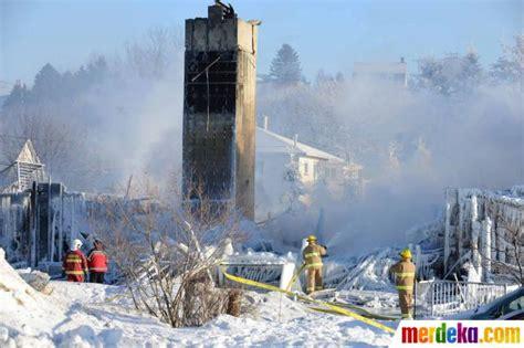citilink kursi roda foto kebakaran panti jompo di kanada tewaskan 5 lansia