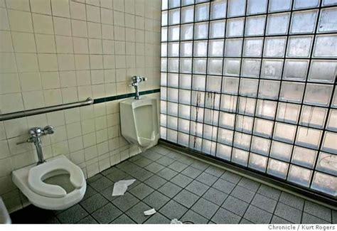 mens bathrooms grand tour of bart s bathrooms from the pristine to the