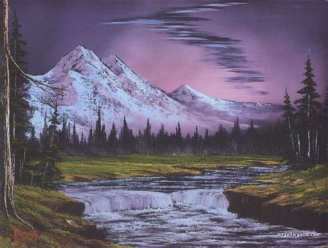 bob ross best painting 17 best images about bob ross on seasons