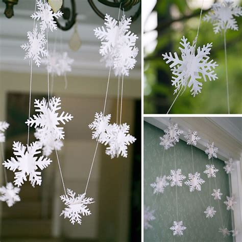 online buy wholesale paper snowflakes from china paper