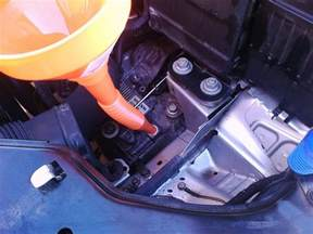 2004 Volvo Xc70 Transmission Fluid How To Change The Automatic Transmission On Volvo S80