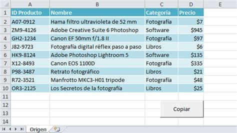 referencias a otro libro en excel macro para copiar datos a otro libro de excel excel total