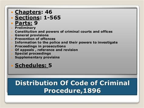 section 311 of criminal procedure code scheme of code of criminal procedure 1898