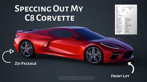 buying    corvette mid engine corvette