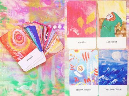make your own oracle cards how to make your own tarot or oracle deck tarot