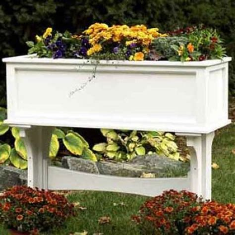 Free Standing Planter Box Plans by Woodworking Plans Freestanding Planter Box Plans Pdf Plans