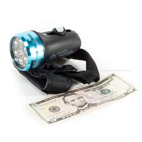 light motion 800 light motion sola 800 dive light w